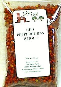 Peppercorns, Red, Whole, 2 oz. by Barry Farm