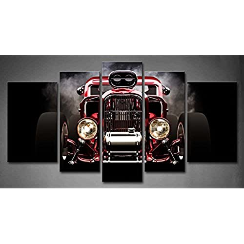 sc 1 st  Amazon.com & Wall Art Framed Pictures Cars: Amazon.com