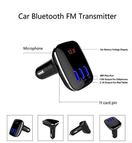Buy bluetooth fm transmitter 2016
