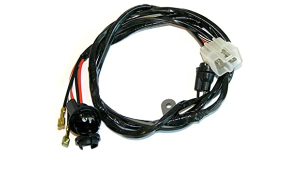 (g-9-8) 1970 oldsmobile cutlass 442 automatic trans center console wiring  harness oem