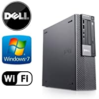 Dell 980 SFF - Intel i5 3.2GHz, New 120GB SSD, 8GB DDR3, Windows 7 Pro, WiFi (Prepared by ReCircuit)