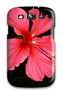 Protection Case For Galaxy S3 / Case Cover For Galaxy(tropical Flower)