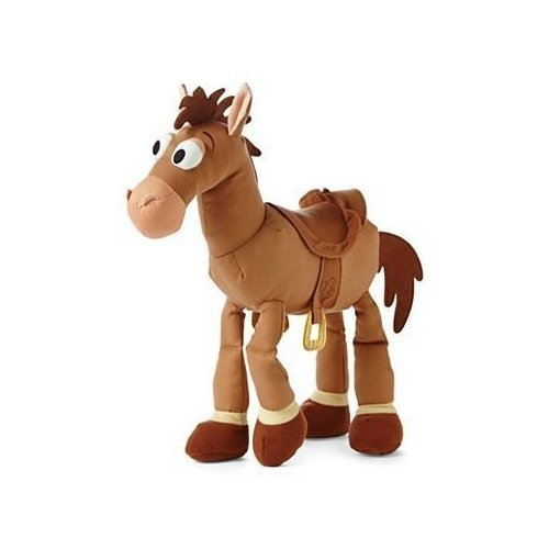 Bullseye Horse - Disney / Pixar Toy Story Exclusive 15inch Deluxe Plush Figure Bullseye the Horse by Disney by Nakham
