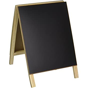 this item hampton art dry erase magnetic chalkboard easel 8inch by 12inch