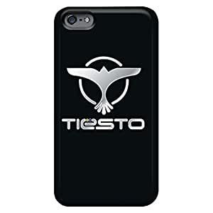 iphone 5 / 5s High Quality phone carrying case cover Fashionable Design Attractive tiesto logo