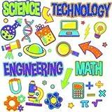 Eureka Classroom Bulletin Board Set, Color My World STEM Mini Bulletin