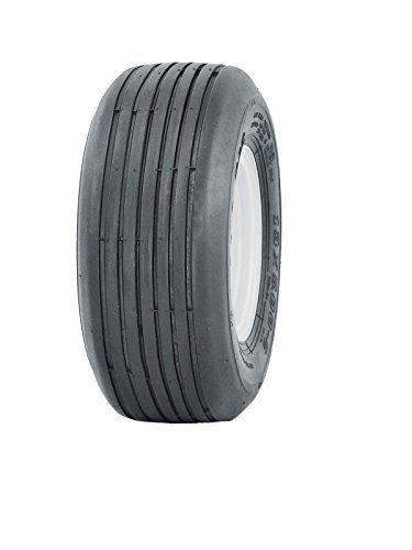 Straight-rib tread 15X600-6 4 ply