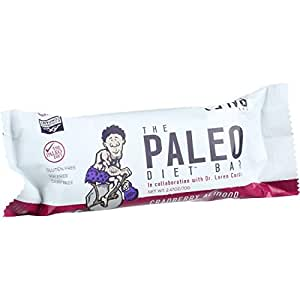 The Paleo Diet Bar Cranberry Almond -- 2.47 oz