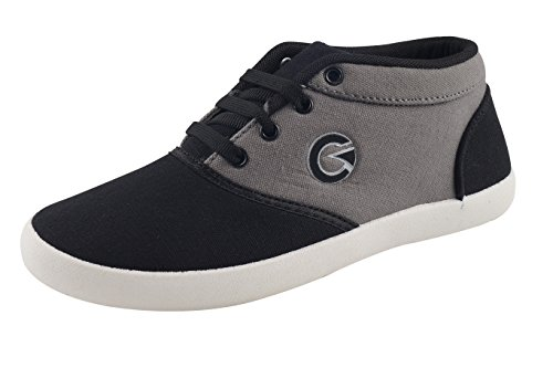 Globalite Women's Casual Shoes Grey Black GSC1170