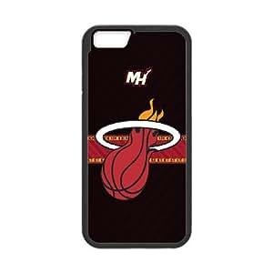 iPhone 6 4.7 Inch Cell Phone Case Black Miami Heat Fnxqc