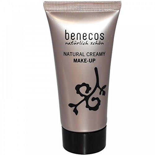 Benecos Cosmondial GmbH Natural Creamy Make Up caramel 30ml