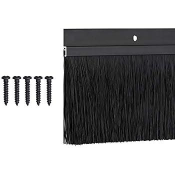 Tmh Door Brush Sweep 3 Inch Brush 36 Inches Long Dark