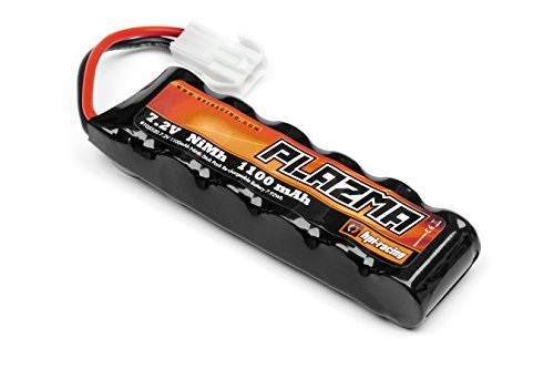 Amazon.com: HPI Racing 7,2 V 1100 mAh Batería Pack # 105520 ...