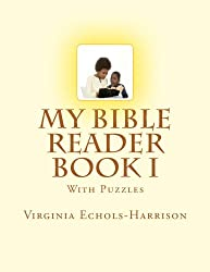 My Bible Reader Book: With Puzzles