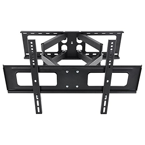 (Tilt Swivel Full Motion Articulating TV Wall Mount Bracket for 32-70