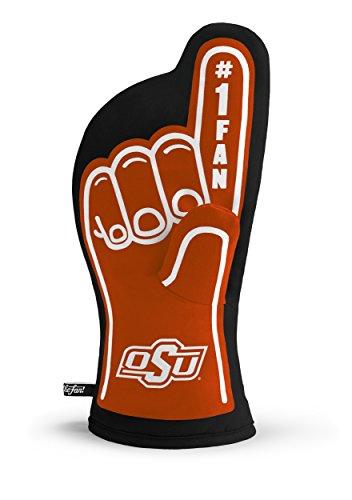 - NCAA Oklahoma State Cowboys #1 Oven Mitt