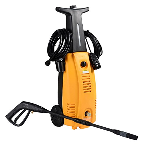 3000PSI Electric High Pressure Washer Burst Sprayer 2000W Built-In Detergent HD Whats Hot