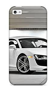 Iphone High Quality Tpu Case/ Audi R8 36 TvdXCnK6358ezCYY Case Cover For Iphone 5c