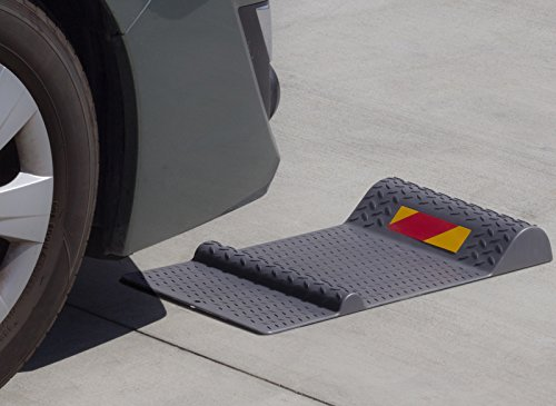 Parking Assistant for Garage Assist - Park Aid Floor Mats Car Accessories Best for Flooring Mat Sensor Stop Indicator - Stopper Liner Distance Parallel Guardian Stand Aids Cars Guide Stops Vehicles by OxGord (Image #2)