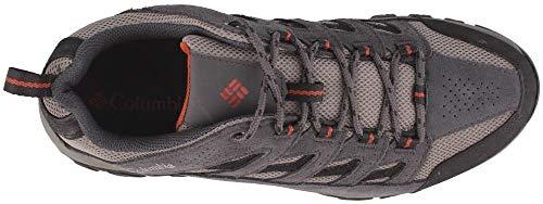 Image of Columbia Men's Crestwood Hiking Shoe