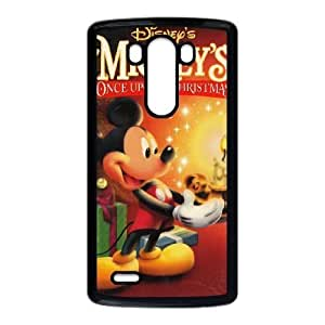 LG G3 phone case Black Mickey's Once Upon a Christmas NHY4403355