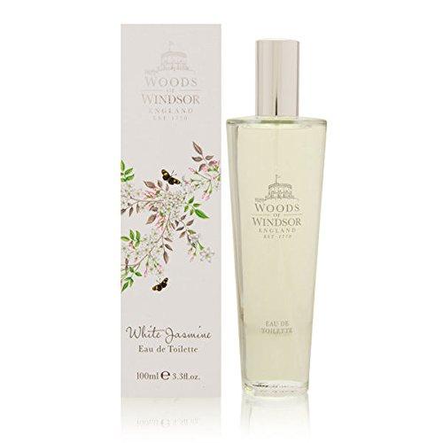 White Jasmine by Woods of Windsor 3.3 oz Eau de Toilette Spray