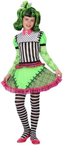 Atosa-15008 halloween Disfraz Monstruo 5-6, color verde, 5 a 6 ...