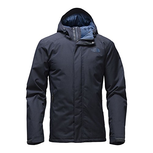 The North Face Men's Inlux Insulated Jacket Urban Navy Heather Large