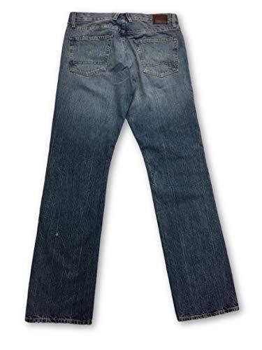W32 denim Zuma nella taglia Agave vintage Jeans blu giapponese HAx5w8Pnqp