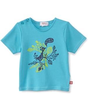 Baby Girls' Hello Friends Short Sleeve Screen T Shirt