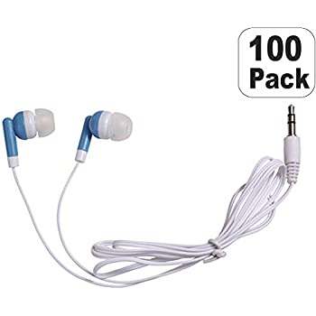 Amazon.com: Wholesale Bulk Earbuds Headphones Individually