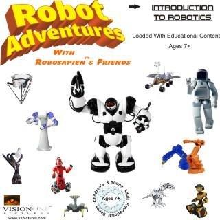 Robot Adventures - Introduction to Robotics