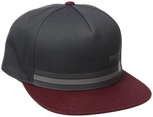 Rvca Men's Barlow Twill Snapback Hat