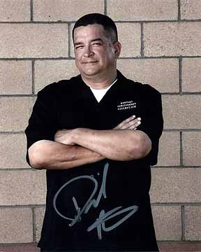 DAVE HESTER (Storage Wars) 8x10 Male Celebrity Photo Signed In-Person