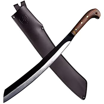 Amazon.com: Condor Tool & Knife, Village Parang Machete ...