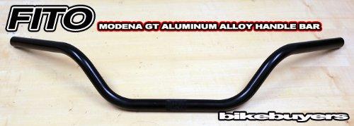 Fito Aluminum Alloy GT Handlebar - Black, W: 28