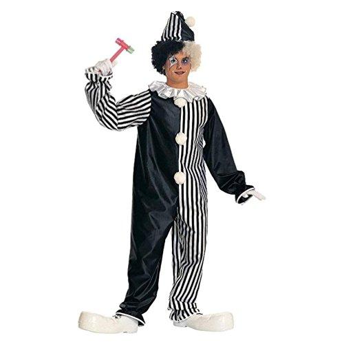 Rubie's Women's Harlequin Clown Costume, As Shown, One (Harlequin Clown Adult Costumes)