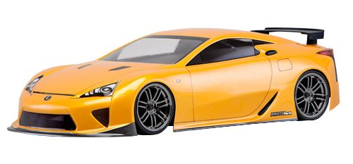 Pro Line Racing 153130 Lexus LFA Clear Body For Drift And 200mm TC