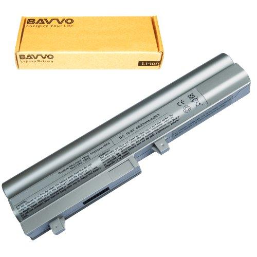 Bavvo Battery Compatible with Toshiba Mini NB205-N312/BL Mini NB205-N313/P NB200-00P NB200-10F (Toshiba Nb205 Battery)