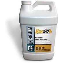 VacOil Elite Z Grade Vacuum Pump Oil - 1 Gallon