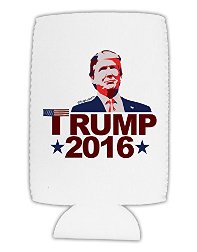 TooLoud Trump 2016 Face Collapsible Neoprene Tall Can Insulator