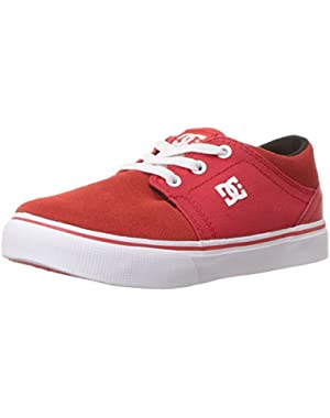 Trase Slip Youth Shoes Skate Shoe (Toddler)