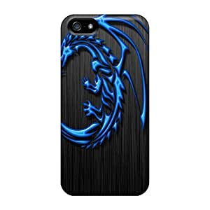 BretPrice QZK5428SqcU Skin Case For Iphone 6 Plus 5.5 Inch Cover (tribal Dragon)