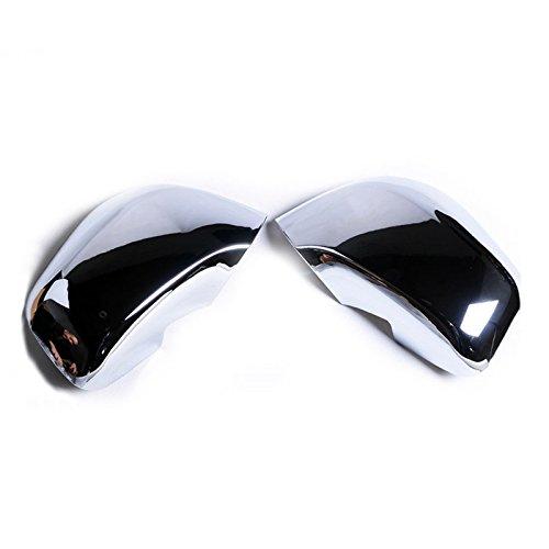 ABS Chrome Porte laté rale de ré troviseur Mirror Cover Trim 2 pcs YUZHONGTIAN Auto Trims Co. Ltd