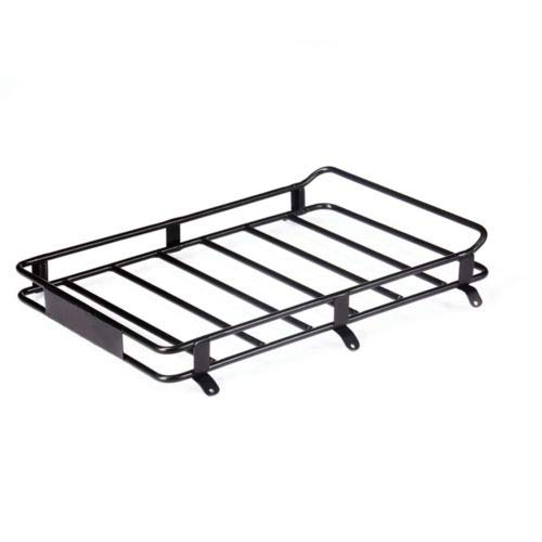 FidgetGear Car Roof Luggage Rack / Staircase Rack for 1:10 Ford Bronco TRX4 90046 90047 km2 Metal Luggage Rack from FidgetGear