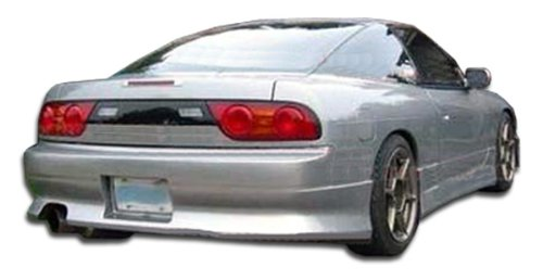 1989-1994 Nissan 240SX HB Duraflex V-Speed Rear Bumper Cover - 1 (240sx V-speed Rear Bumper)