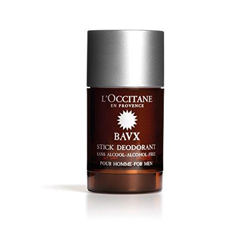 Aluminum Alcohol - L'Occitane Aluminum Salts Free & Alcohol-Free Eau des Baux Deodorant for Men, 2.6 oz.