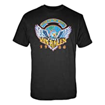 FEA Men's Van Halen 1984 Tour Of The World Men's T-Shirt