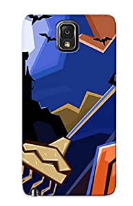 Exultantor Tpu Case For Galaxy Note 3 With Halloween Z , Nice Case For Thanksgiving Day's Gift