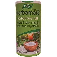 Vogel Organic Herbamare Herb Seasoning Salt, 250 g
